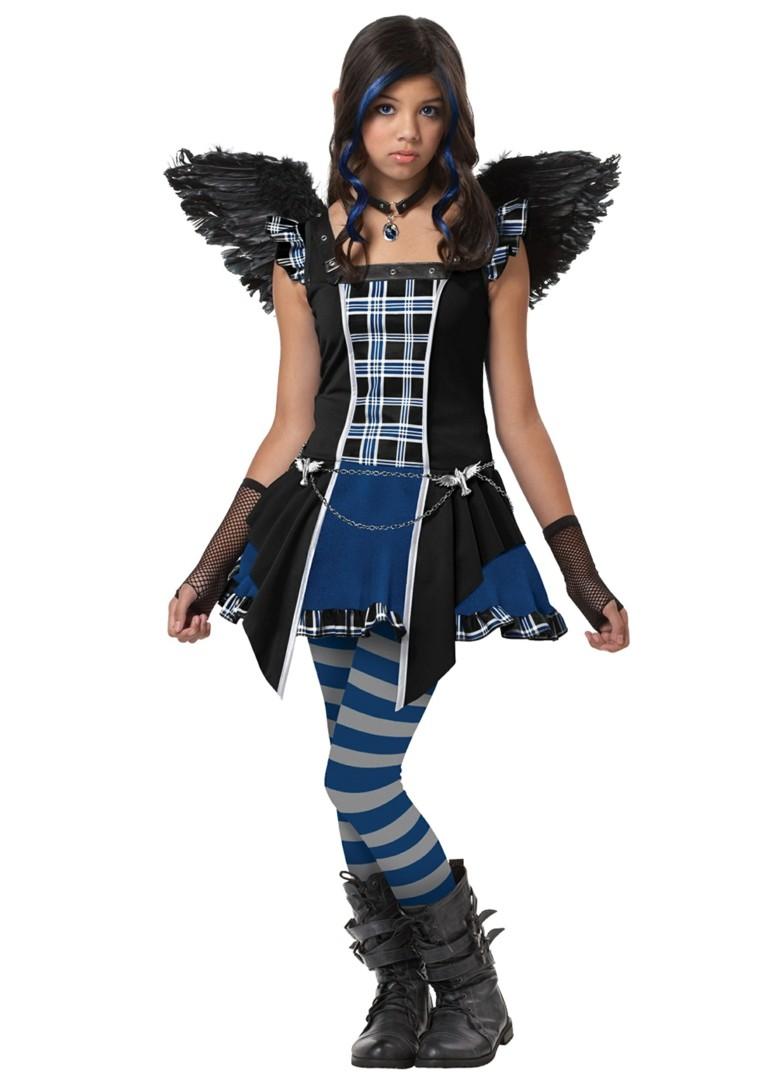 disfraces para halloween ninas-mariposa
