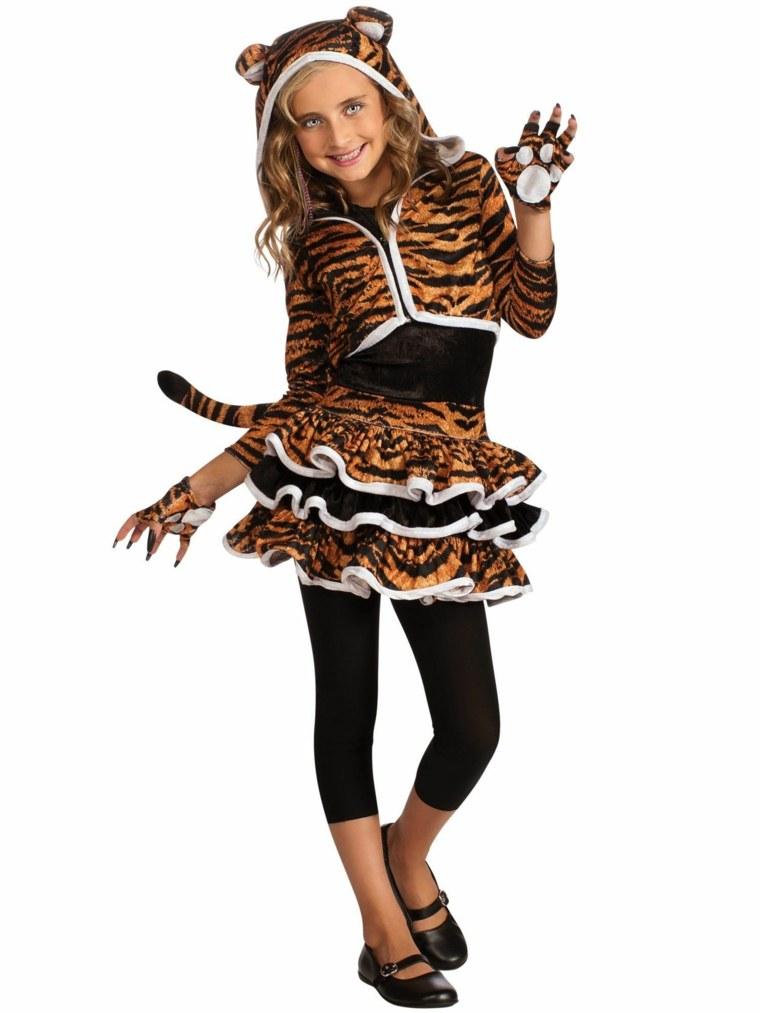 disfraces para ninas halloween-animales