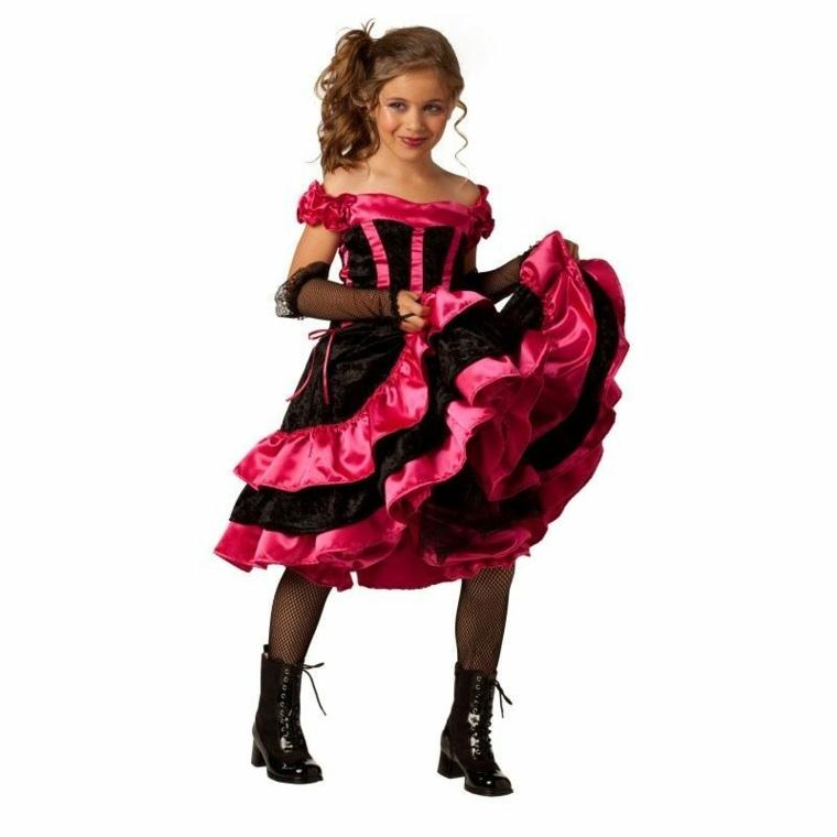 disfraces para ninas-halloween-bailarina