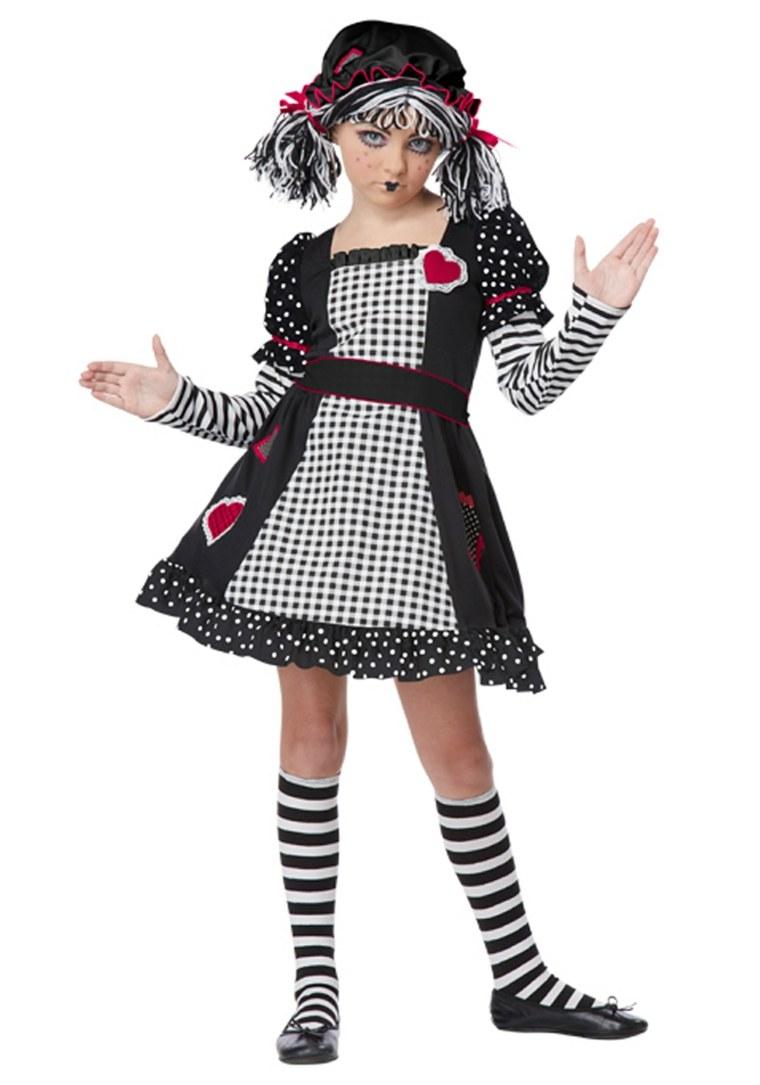 disfraces para ninas-halloween-muneca