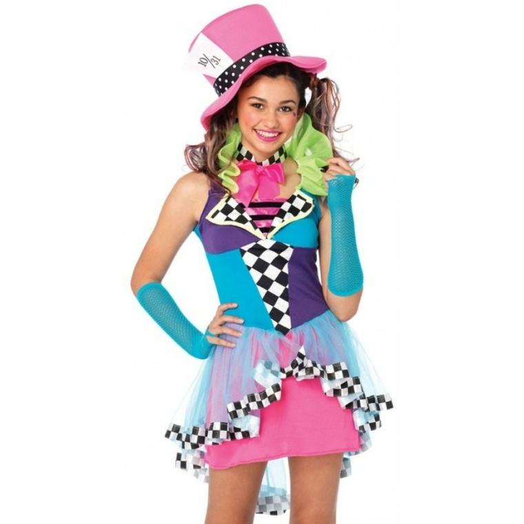 disfraces para ninas-halloween-originales