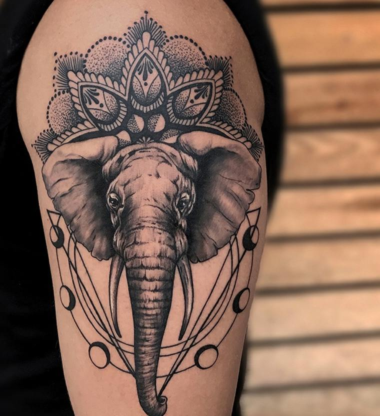 elefante-geometrico-diseno-tatuaje