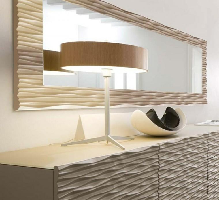 espejos decorativos-paredes-modernas