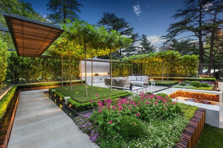 ideas diseñar jardines