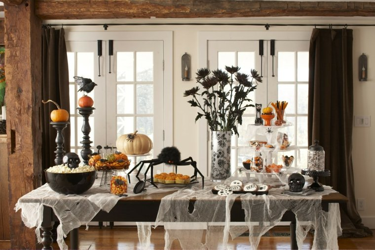 figuras de halloween-decorar-interior