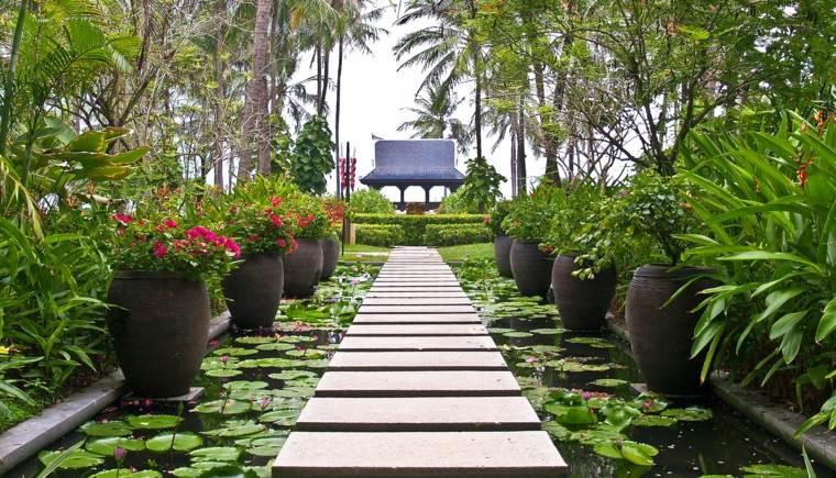 cómo diseñar jardines