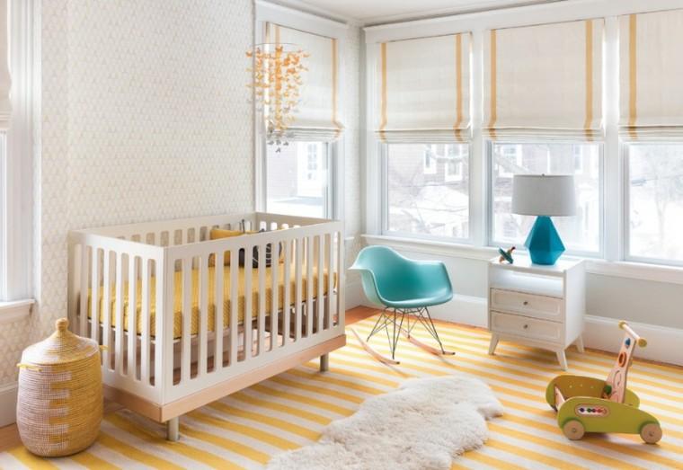 habitación-de-bebé-fresca