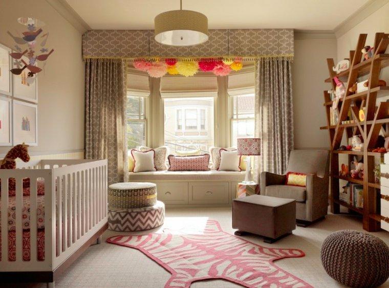 habitación-de-bebé-moderna