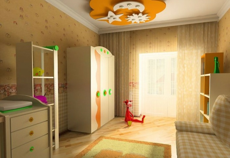 habitación-para-bebé-ideas