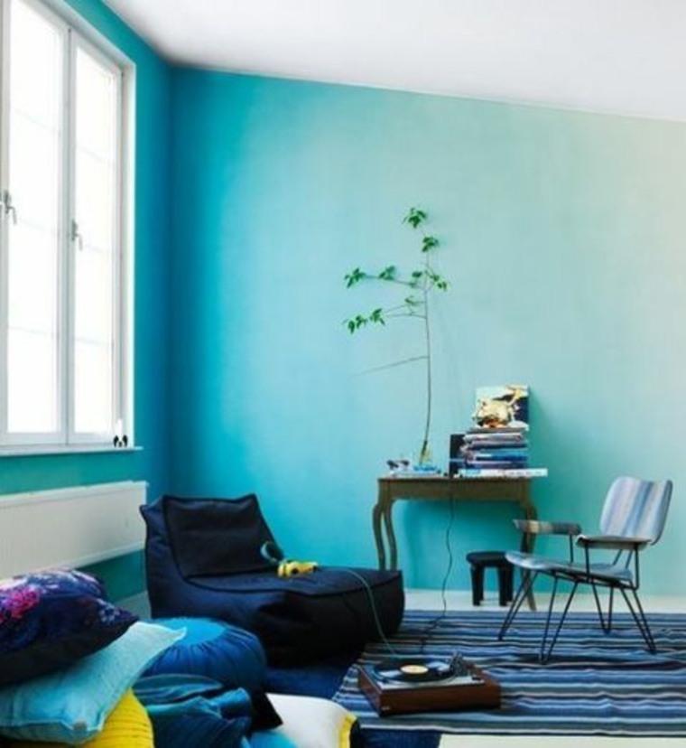 habitacion-de-color-azul