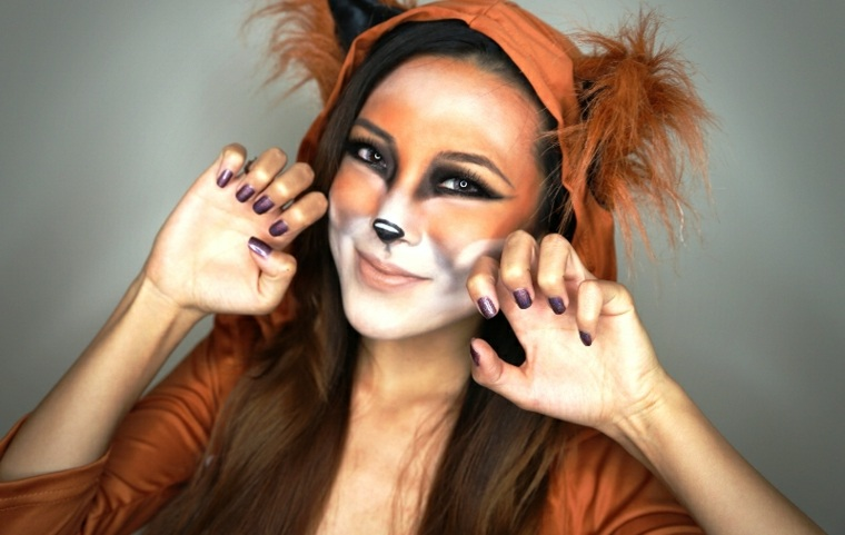 halloween-animales-maquillaje-ideas-originales