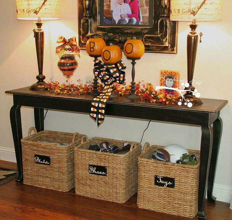 Halloween Ideas Originales Para Decorar El Recibidor Y La