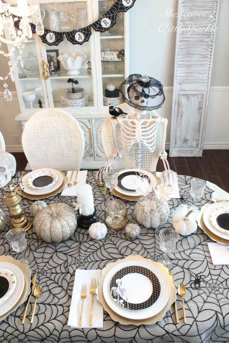 halloween ideas-decorar-interior