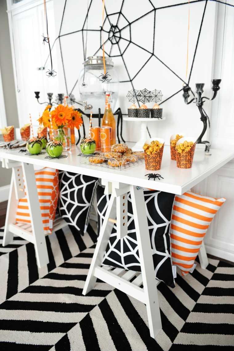 halloween manualidades-decorar-casa