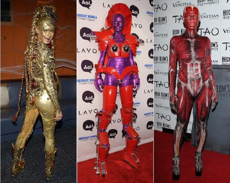 heidi klum-disfraces-halloween-durante-anos