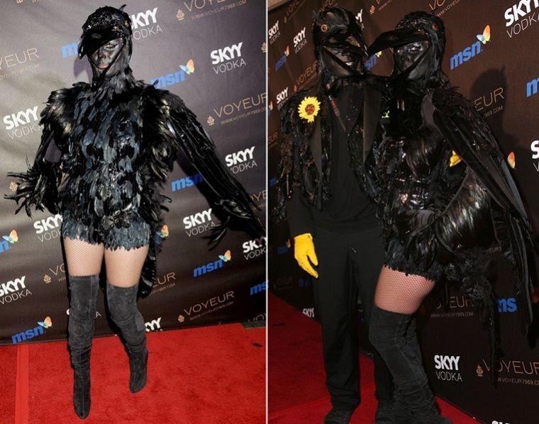 Heidi Klum y sus 10 disfraces más emblematicos para Halloween