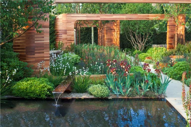 tendencias diseñar jardines