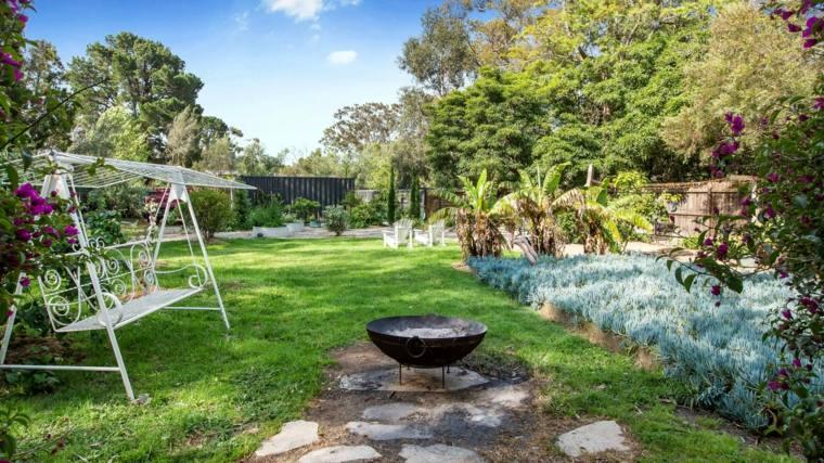 diseñar jardines bonitos