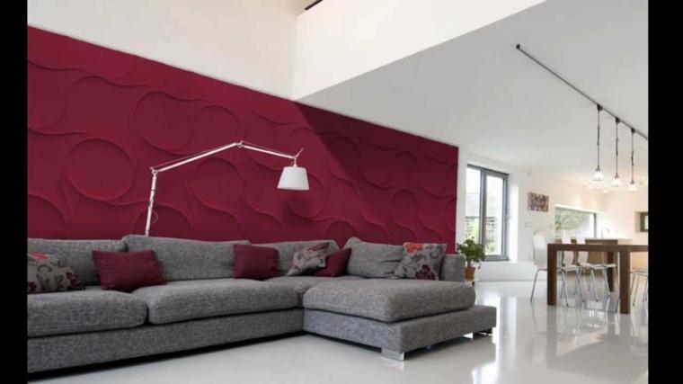 interiores de salas-paredes-decoradas