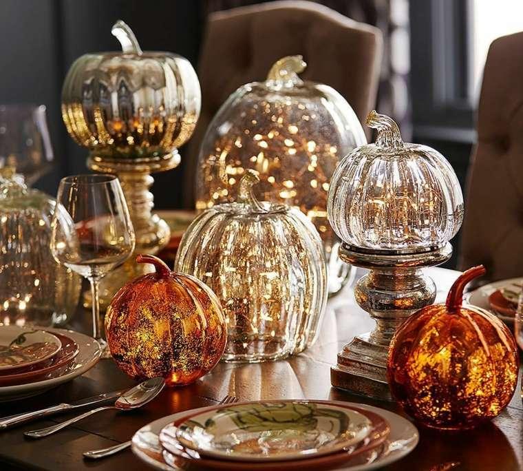 ideas de iluminación de otoño
