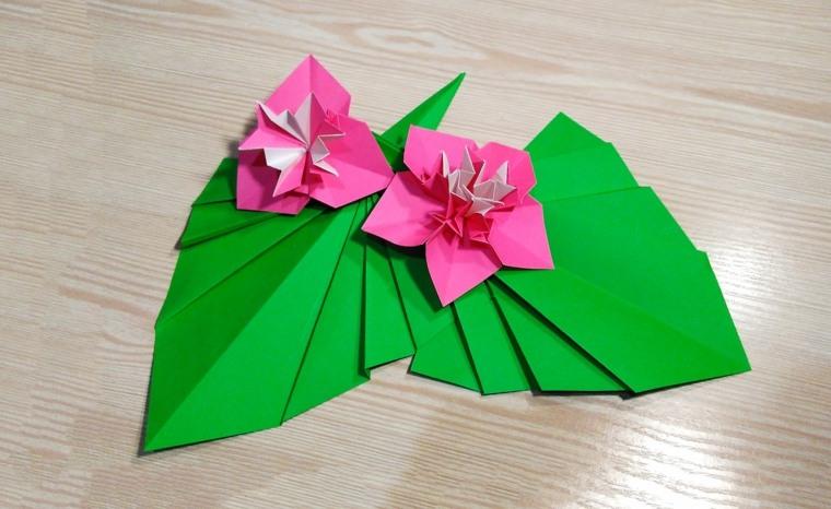 manualidades otono-hojas-papel