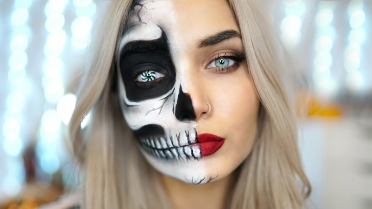 maquillaje-halloween-medio-rostro-opciones