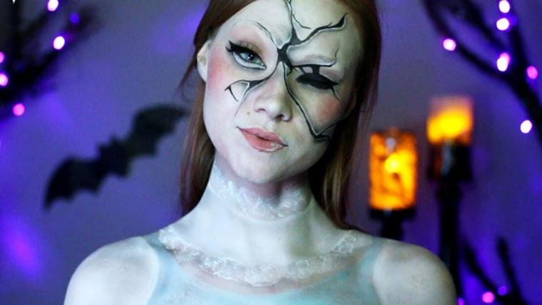 maquillaje-halloween-muneca-cara-roja-ideas