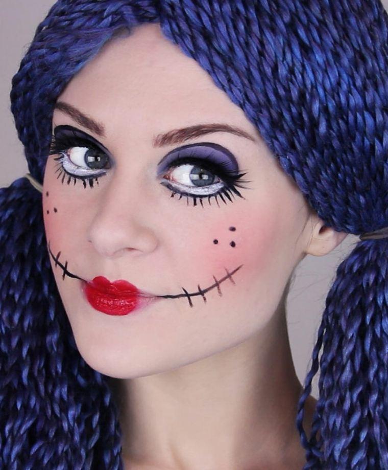 maquillaje-halloween-muneca-opciones-ideas
