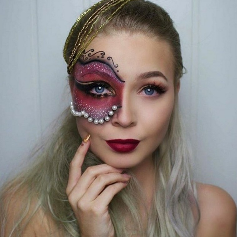 maquillaje-halloween-perlas-ideas-originales