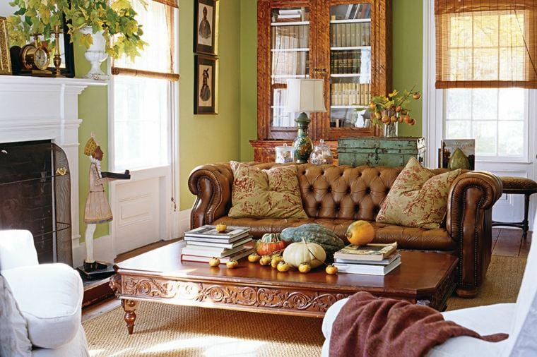 ideas para decorar otoño