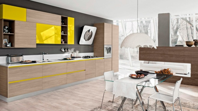 muebles cocina-estilo-americano