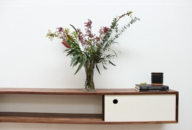 muebles minimalistas-flotantes-decorar