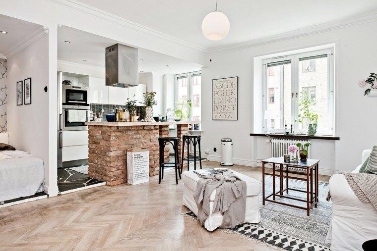 muebles para cocina integral-blanca