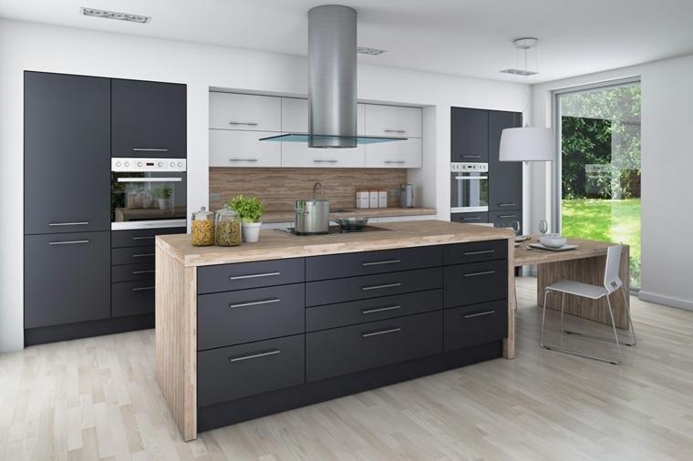muebles para cocina integral-moderna