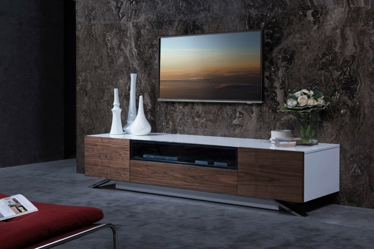 muebles para sala-decorar-interior