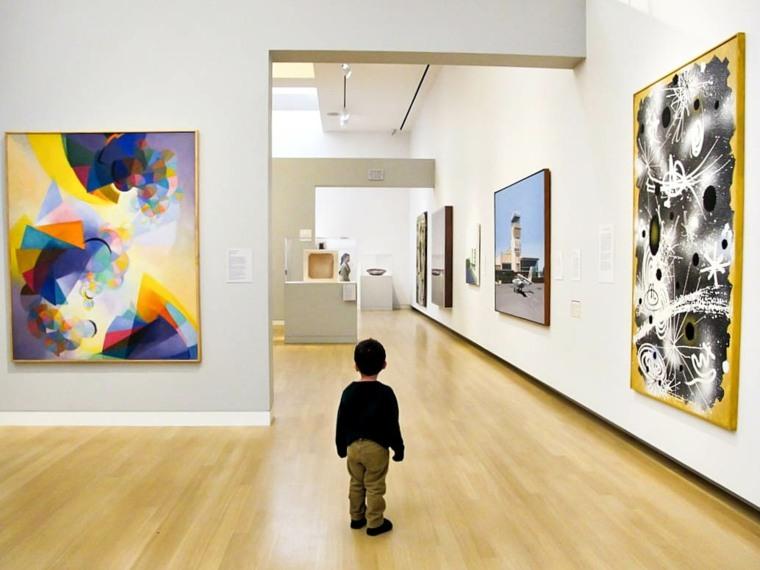 Visita un museo