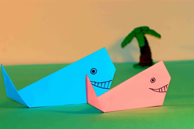 hacer origamis