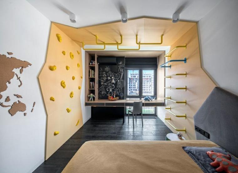 paredes-pizarra-acabados-madera