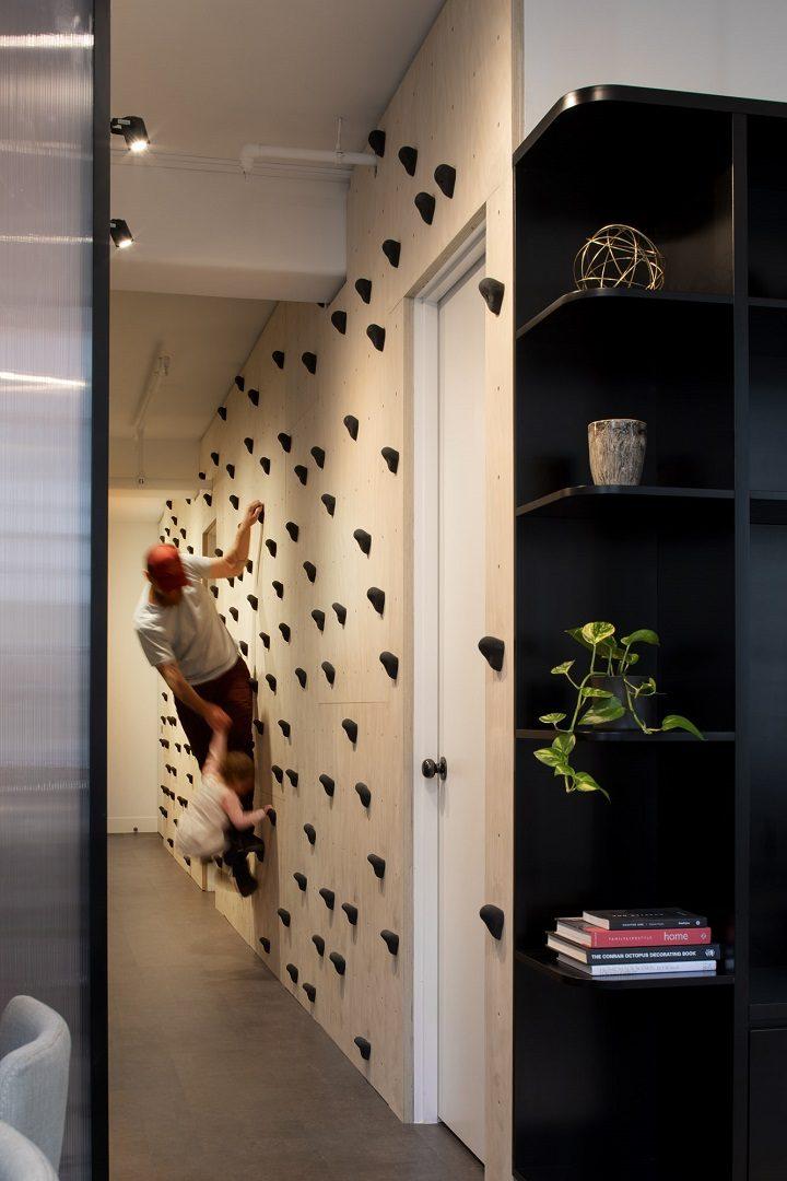 paredes trepadoras modernas ideas