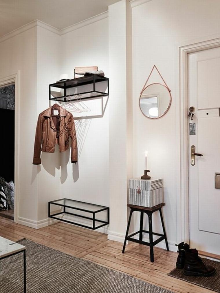 percheros para ropa de-bricolaje