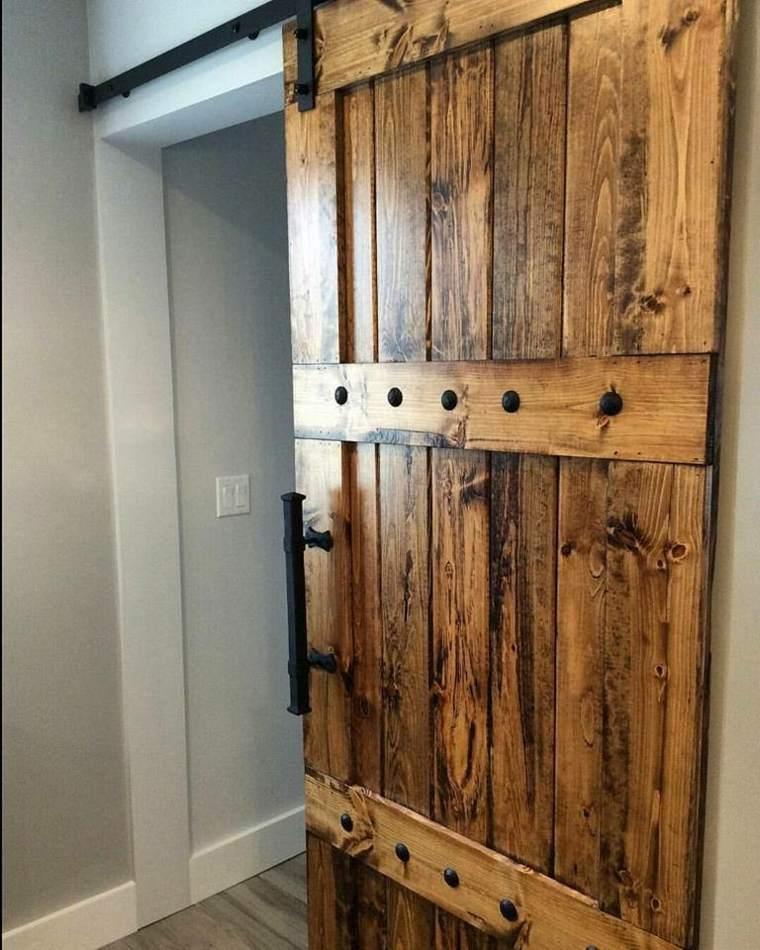 diseno puertas corredizas de madera