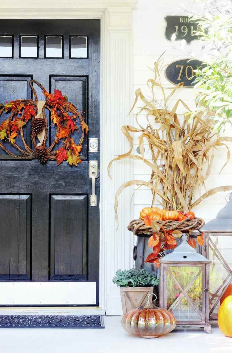 ideas para decorar entrada