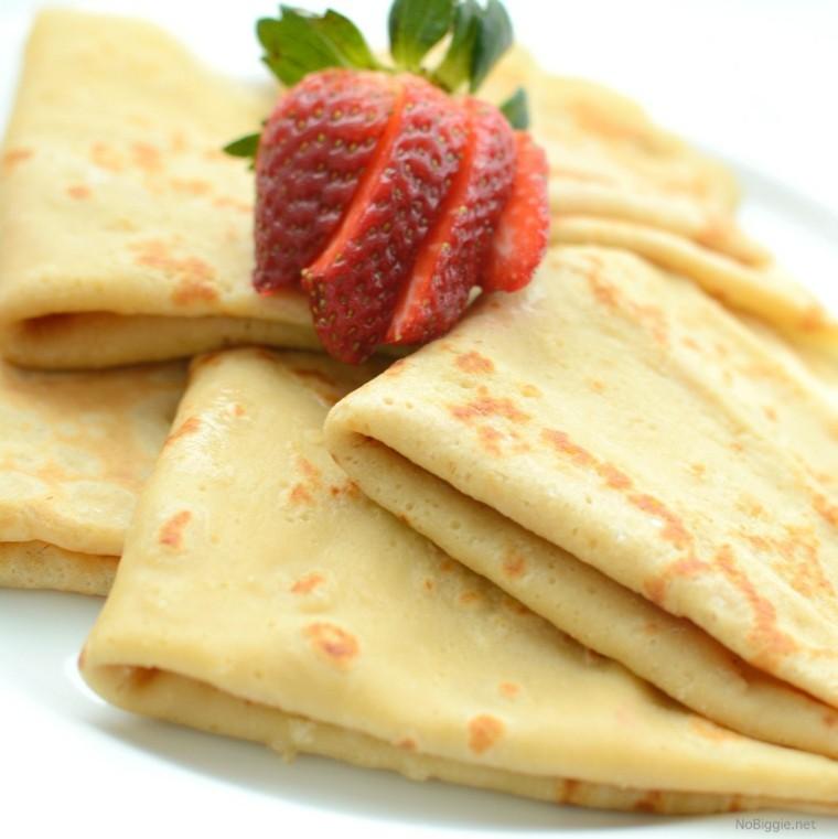 tortitas recien hechas