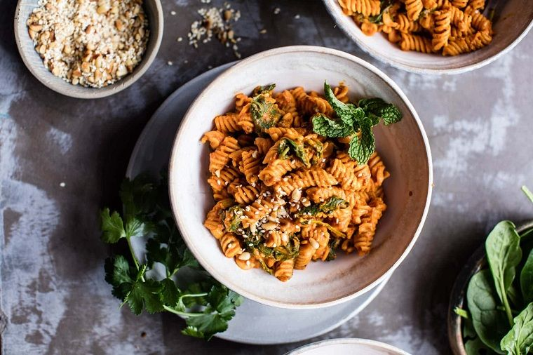 receta-lentejas-pasta-tomates-secos-preparacion-ideas