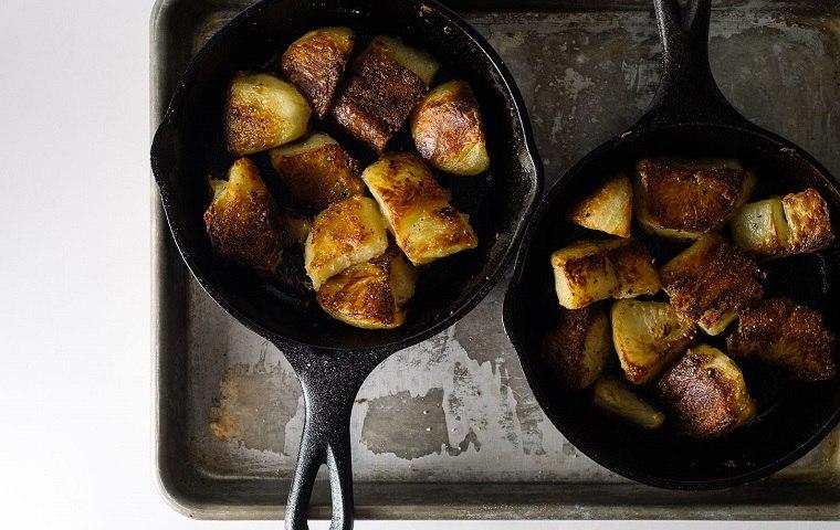 receta-patatas-horno-ideas-queso-burrata-italiano