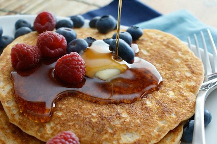 receta de Tortitas que cambian la vida