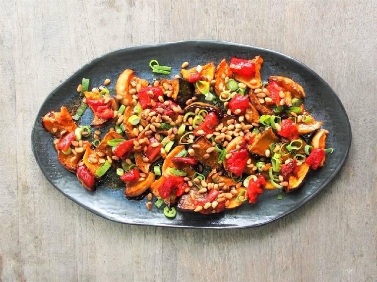 recetas-cocina-ensalada-calabaza-ideas