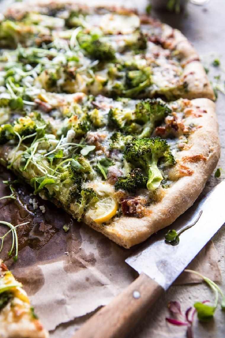 recetas-con-brocoli-limon-pizza-sabor