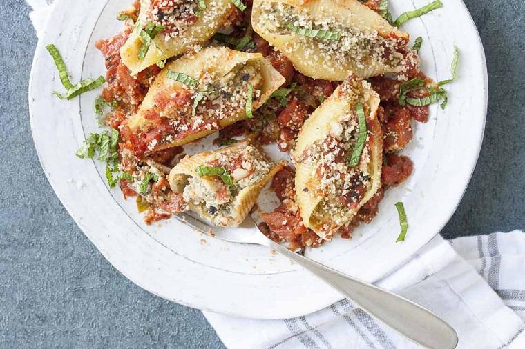 recetas-con-coliflor-ideas-pasta