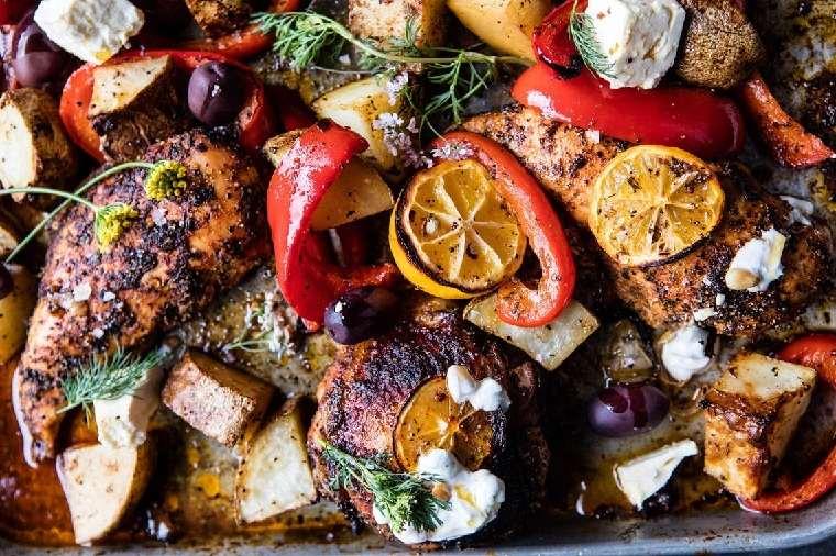 recetas-con-pechuga-de-pollo-ideas-sabrosas